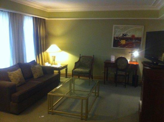 Regal Pacific Hotel: habitacion 2