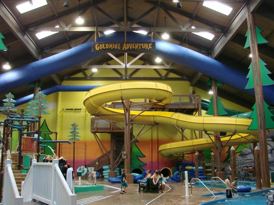 Holiday Inn Dundee - Waterpark: Waterpark Fun!
