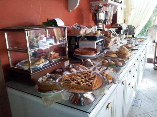 Hotel Principe di Fitalia Wellness & SPA: Buffet colazione