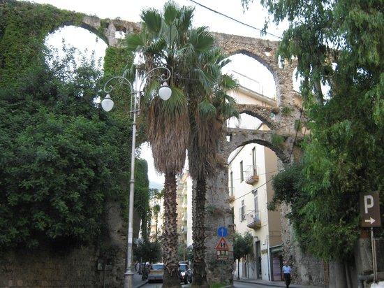 Medieval Aqueduct