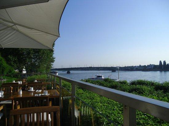 Ameron Hotel Köenigshof Bonn : Traumblick