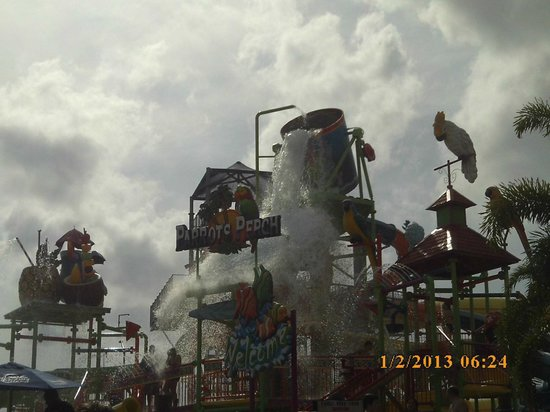 Coco Key Hotel and Water Park Resort: Waterpark