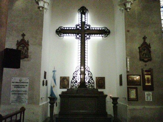 Nuestra Señora de la Merced: Cruz de la Batalla de Salta (1813)