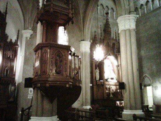 Nuestra Señora de la Merced: Interior