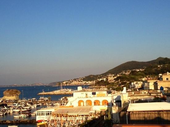 Hotel Terme Marina: panorama