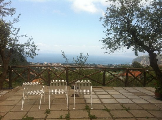 B&B Casa Mazzola: The view is amazing