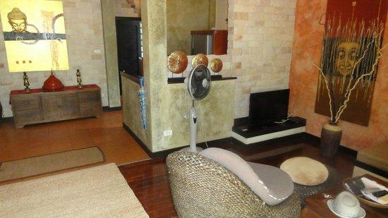 Sunshine Residence : Lounge villa