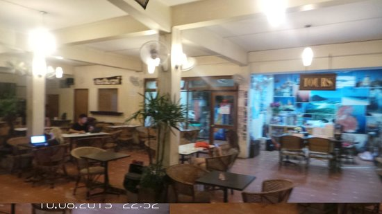 Lamphu House : lobby