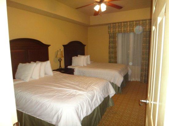 Lake Eve Resort: Second Bedroom