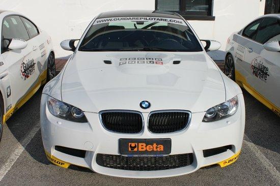 Misano Circuit : BMW GuidarePilotare