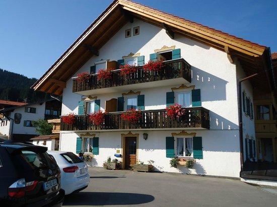 Una Delle Residenze Dell Hotel Waldruh Bild Von Kur Und
