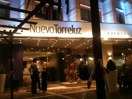 Hotel Nuevo Torreluz: Nuevo Torrelu<