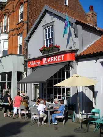 Aldeburgh Market: Exterior