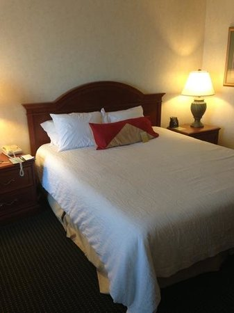 Hilton Garden Inn Fairfield: room