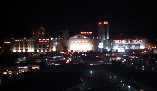 Sheraton Atlantic City Convention Center Hotel: nightly view