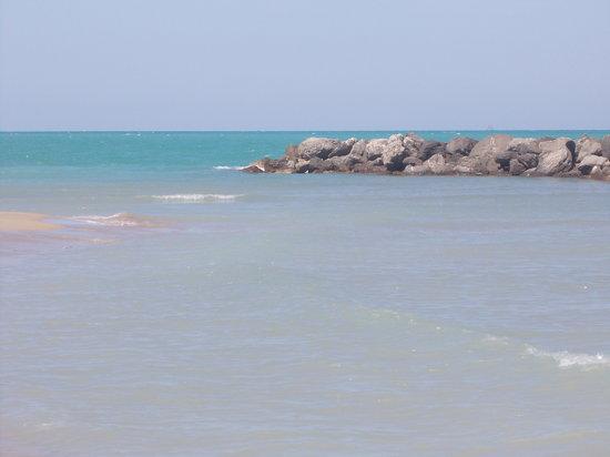 lungomare montesilvano - mare