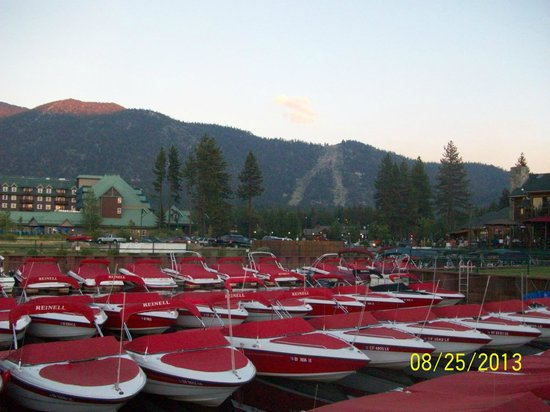 Lake Tahoe Vacation Resort: Marina
