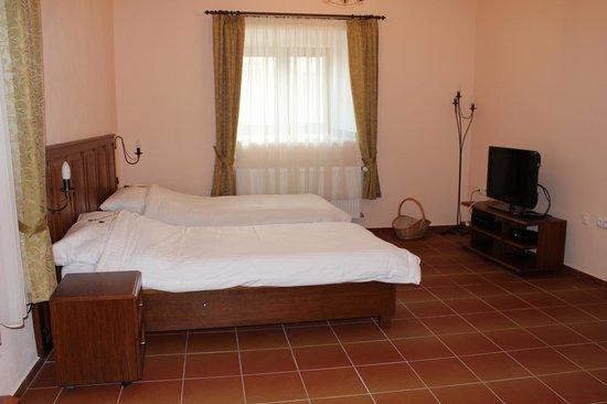 Bohemiae Rosa: Apt. bedroom