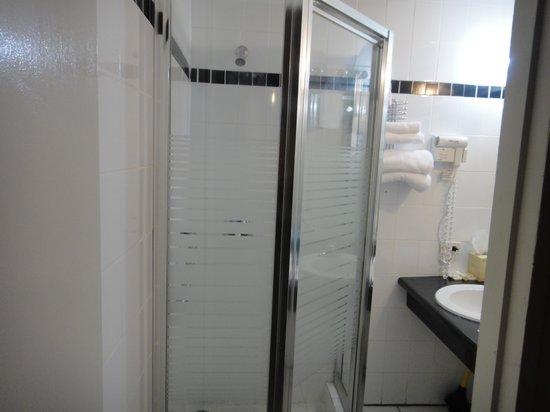 Hotel Milano : baño