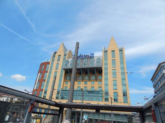 Radisson Blu Astrid Hotel, Antwerp: hotel