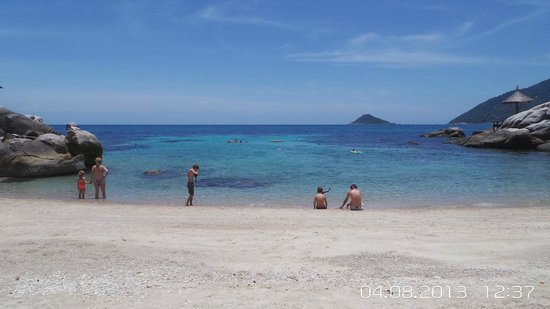 Charm Churee Villa: Jansom beach