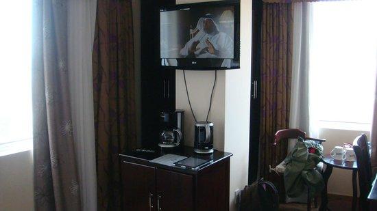 Golden Central Hotel : la stanza