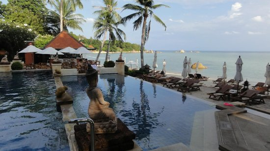 Renaissance Koh Samui Resort & Spa : Swimming pool