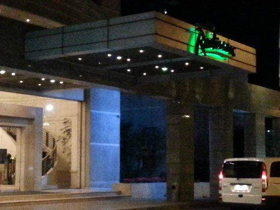 NH Collection Plaza Santiago: entrada