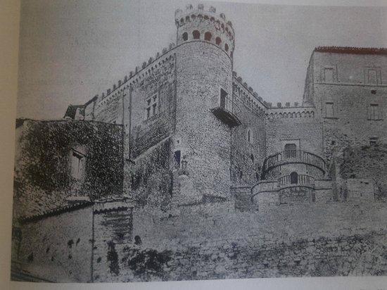 Ristorante ArcoLuna: castello