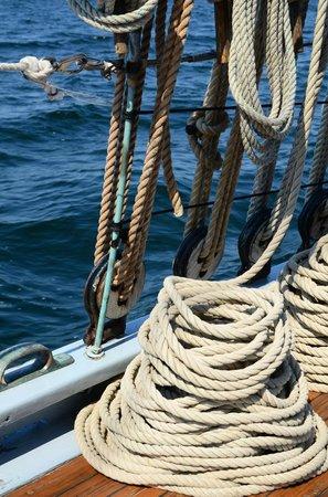 Sail Door County: On-board