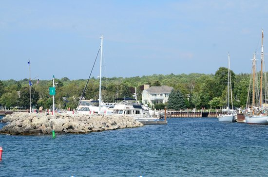 Sail Door County : The Marina in Sister Day