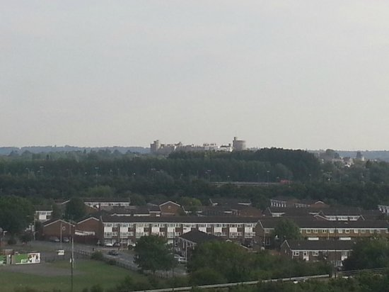 Copthorne Hotel Slough - Windsor: View from 621