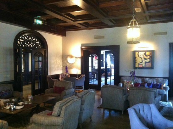 Landgoed Hotel De Wilmersberg: Wilmersberg Lounge