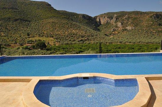 Natureland Efes Pension: Pool