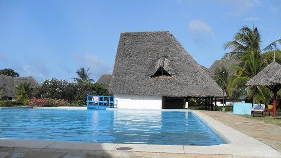Karibuni Villas: one of the pools