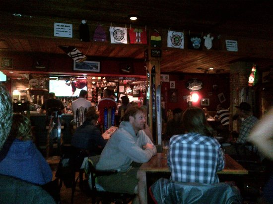 The Village Idiot: bar