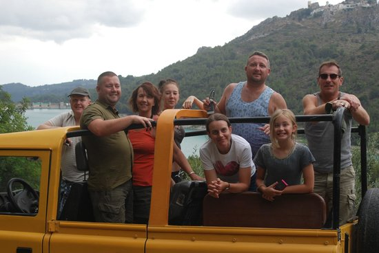 Marco Polo Expediciones - Day Tours: Our jeep