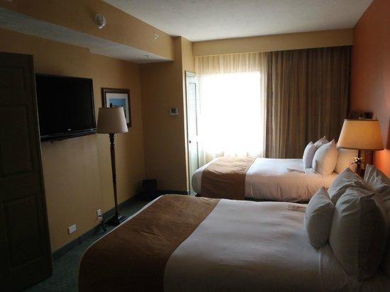 Doubletree Suites by Hilton Naples: Slaapkamer
