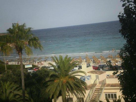 Aparthotel THB Sa Coma Platja: balcony view