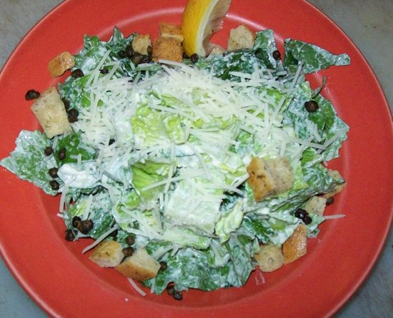 Dundarave Fish Market: Caeser Salad