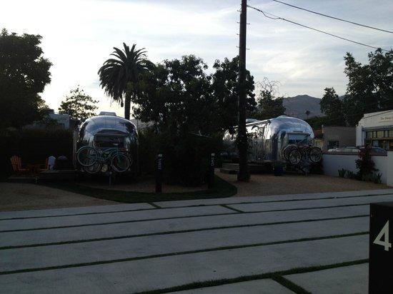 AutoCamp Santa Barbara: SB Auto Camp