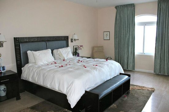 Princess Heights Hotel: Bedroom (1 bedroom condo)