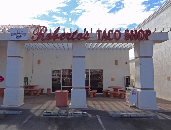 Roberto's Taco Shop: Sometimes Hard to Find