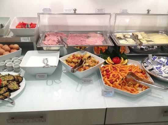 BEST WESTERN Atlantic Hotel : buffet, il salato