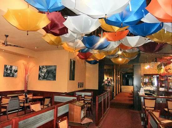 Hotel Atlantic: Lobby bar