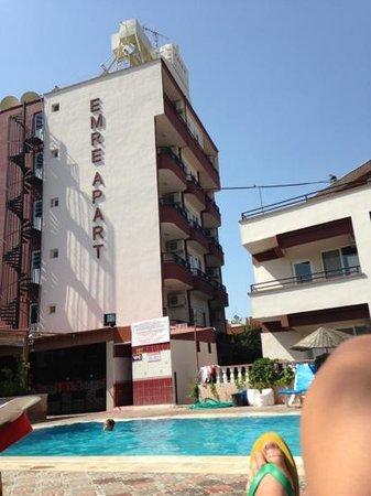 Emre Apartments: brilliant holiday