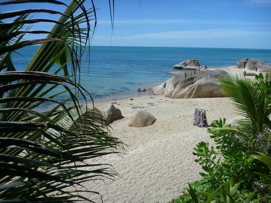 Bill Resort: Vista dal ristorante 2