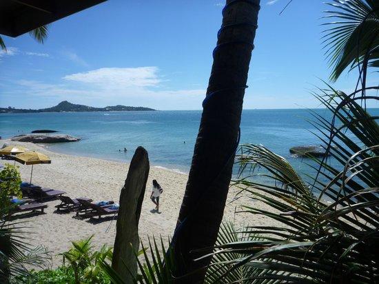 Bill Resort: Vista dal ristorante 1