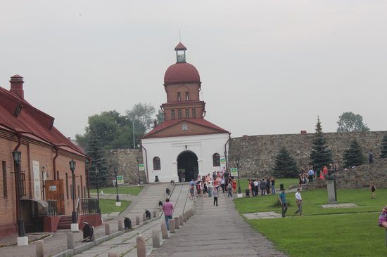 Kuznetsk Fortress Historical and Architectural Museum