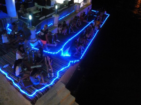 Sir Alex Bar. Restaurant. Lounge: dove si fuma